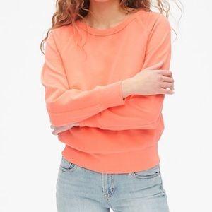 Gap vintage raglan pullover